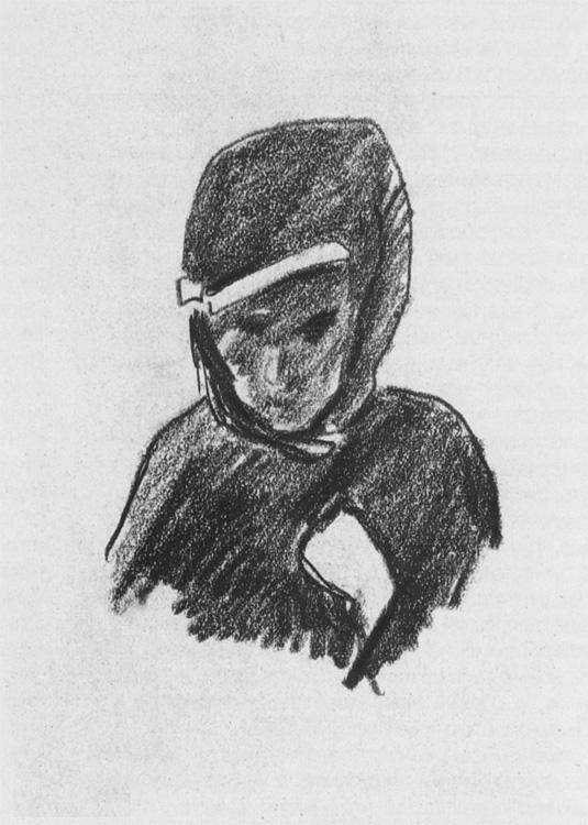 Александр Александрович Дейнека. Из фронтовых зарисовок