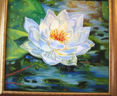 Tais. Water lily