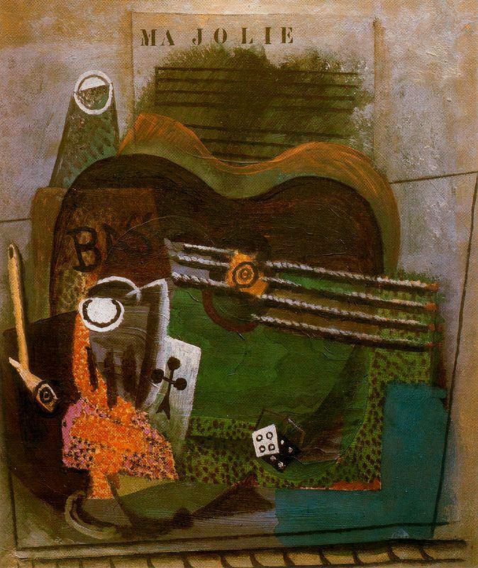 Пабло Пикассо. Джоли