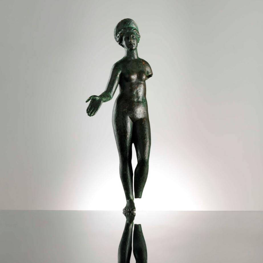 Unknown artist. Statuette of godess Venus