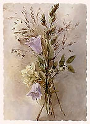 Елизавета Меркурьевна Бём (Эндаурова). Цветы