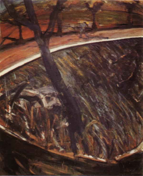 Фрэнсис Бэкон. Ван Гог в пейзаже