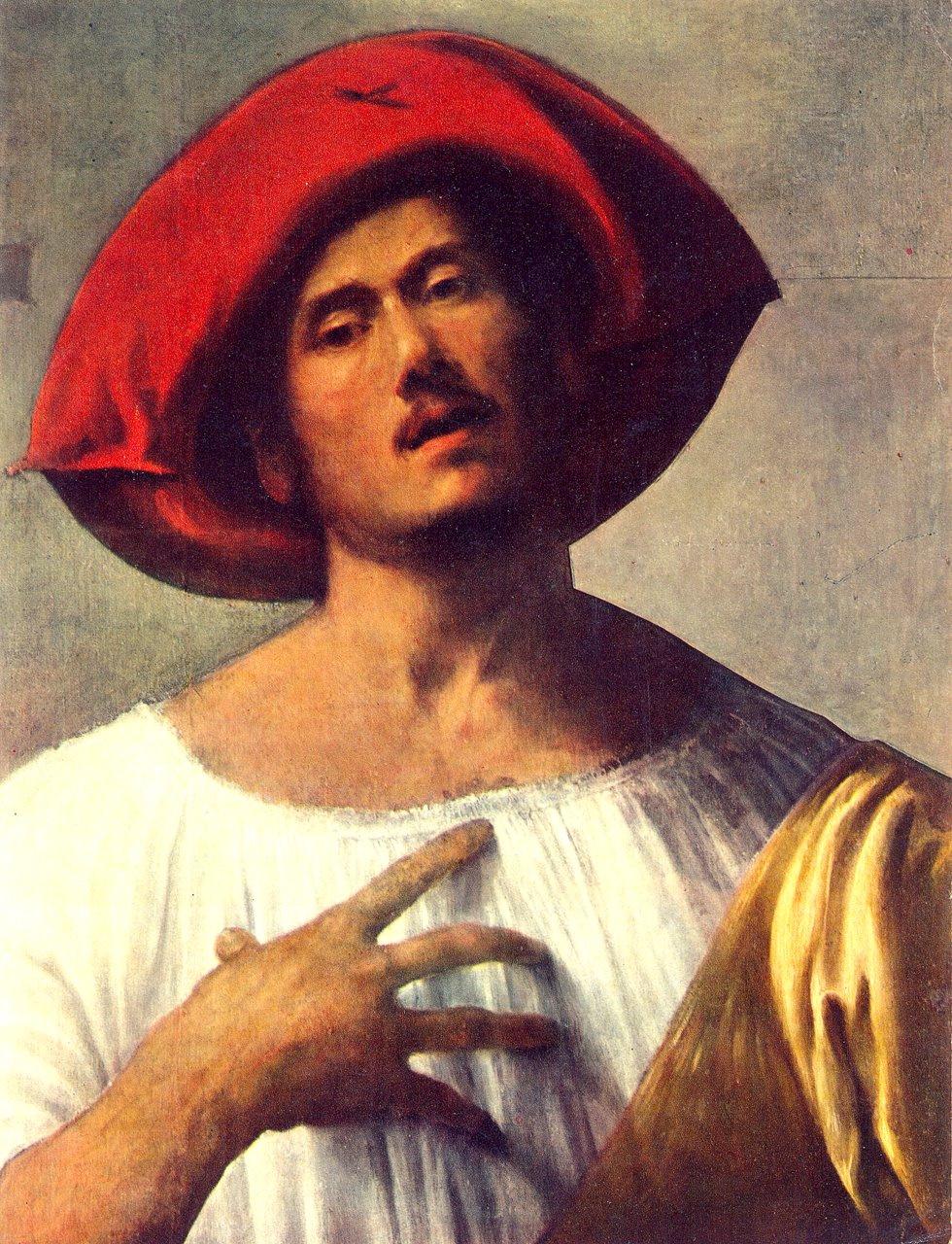 Giorgione. Passionate singer