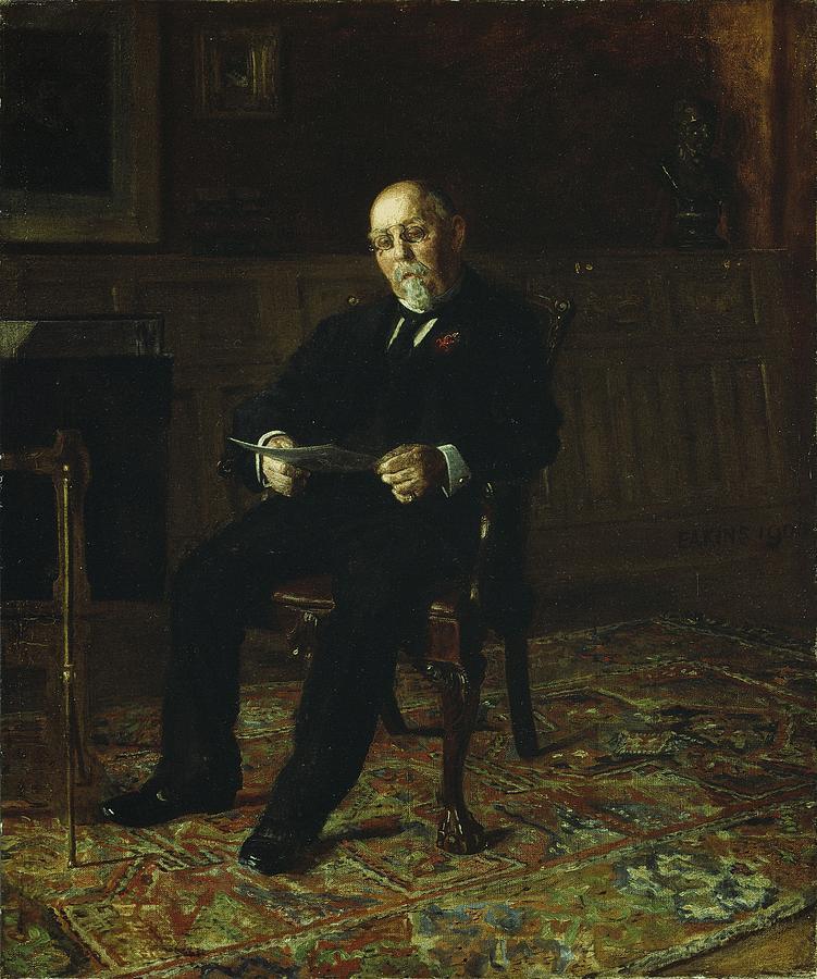 Thomas Eakins. Robert M. Lindsay