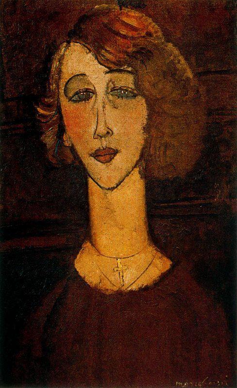 Amedeo Modigliani. Lamott