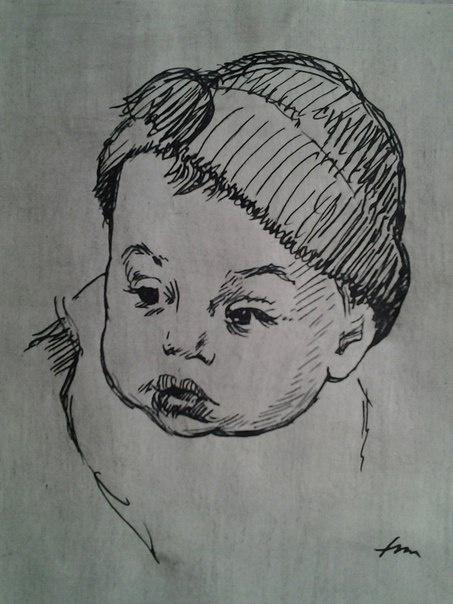 Николай Николаевич Жуков. Взгляд