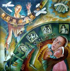 Love Stepunina. Wheel of fate