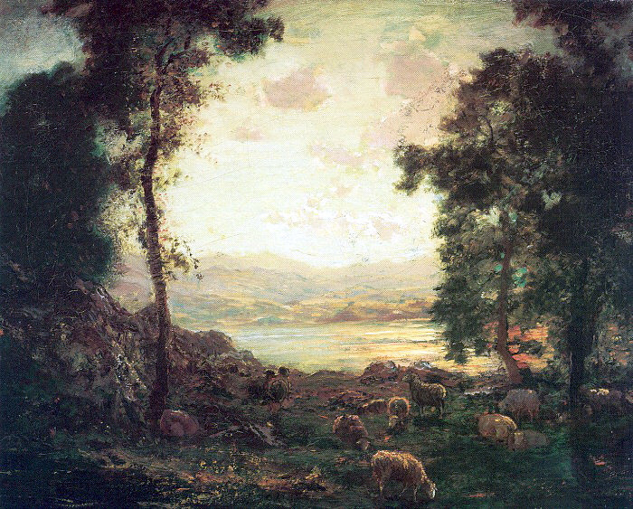 Артур Партон. Отара