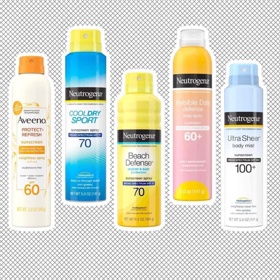 Hodge Brinley. Famous sunscreen