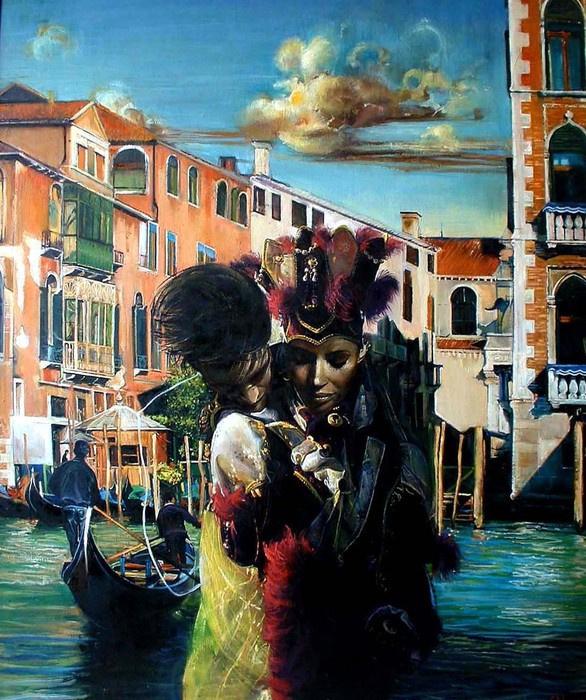 Ортолан Марко. Объятия Венеции
