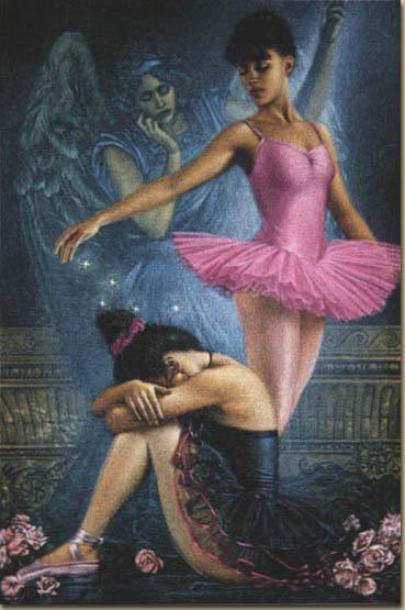 Уолтер Гиротто. Балерины