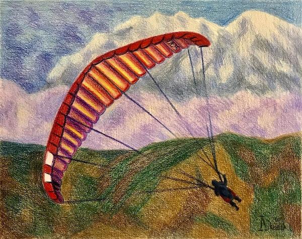 Larissa Lukaneva. Four thousand above the Earth