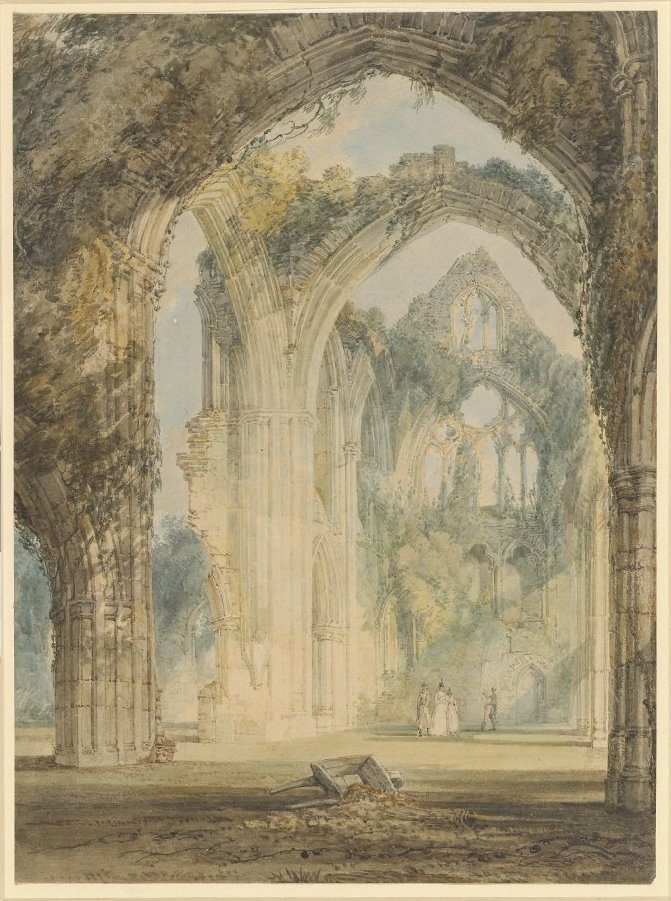 an analysis of william wordsworths michael and tintern abbey