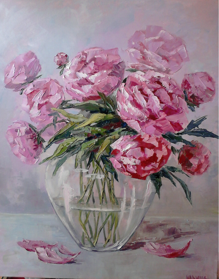 Marina Lezhneva. PEONS
