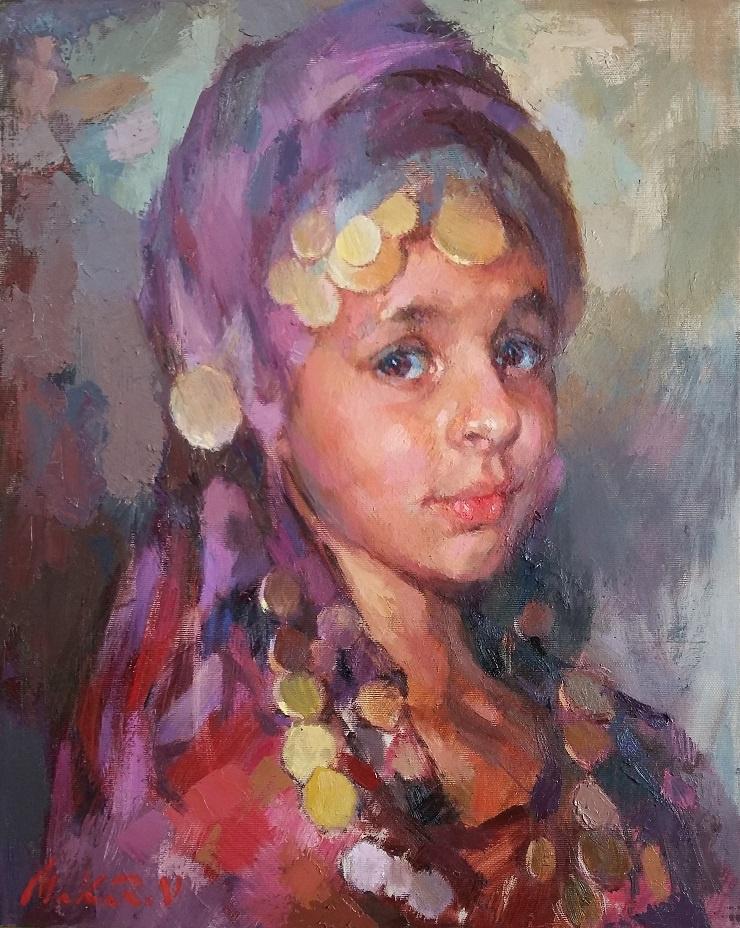 Вадим Макаров. ..маленькая Эстер.
