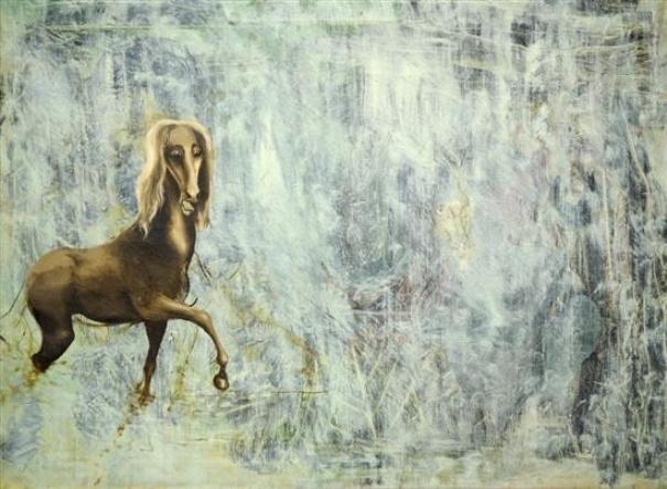 Леонора Каррингтон. Лошадь