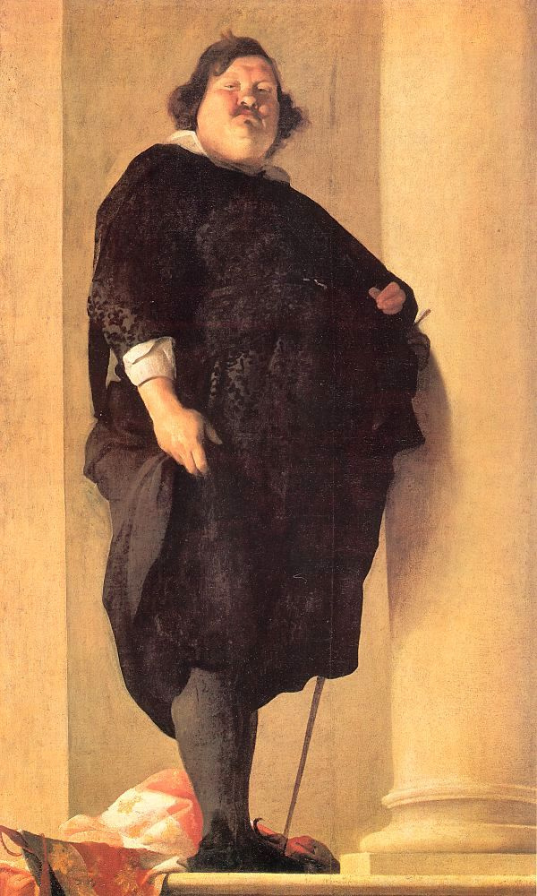 Чарльз Меллина. Мужской портрет