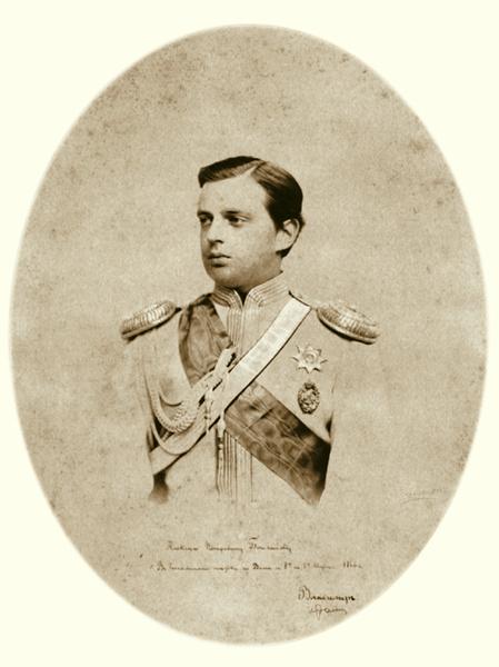 Алексей Петрович Боголюбов. Фотографический портрет Владимира Александровича