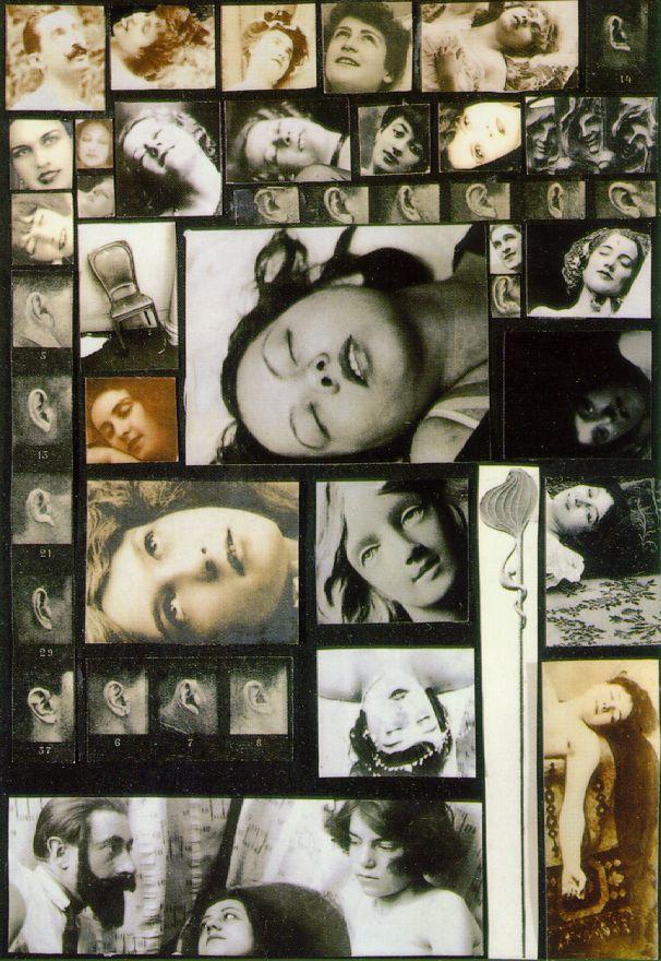 Salvador Dali. The phenomenon of ecstasy