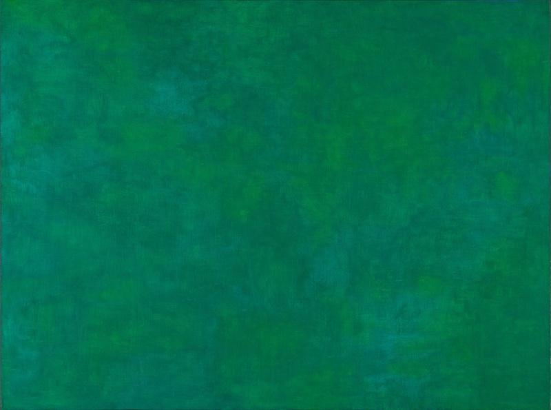 Эллсворт Келли. Зелёная картина
