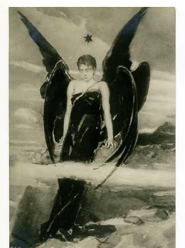 Wilhelm Alexandrovich Kotarbinsky. Dark star