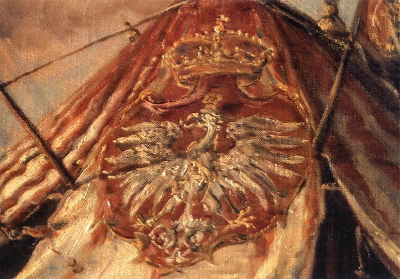 Ян Матейко. Золотая вольница. Республика в своем расцвете. Выборы 1573 года. Фрагмент