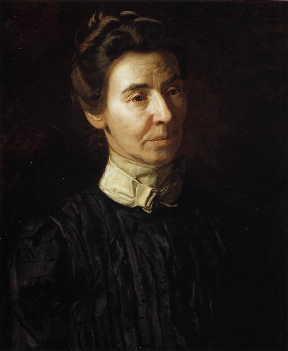 Thomas Eakins. Portrait Of Mary Adeline Williams