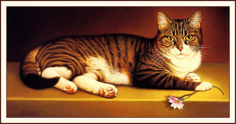 Braldt Bralds. Miss Kitty
