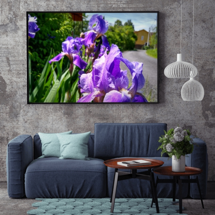 Natalya Garber. Turn to life. Photoart for a corner of happy relationships