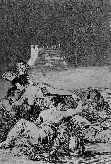 Франсиско Гойя. Сон о лжи и непостоянстве