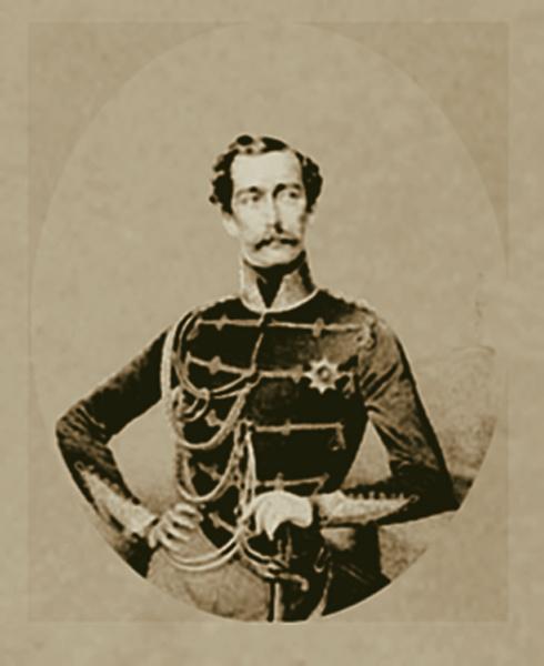 Алексей Петрович Боголюбов. Портрет Лейхтенбергского