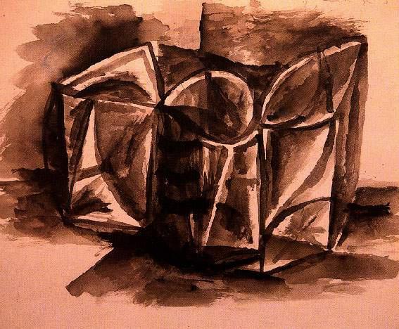 Пабло Пикассо. Натюрморт