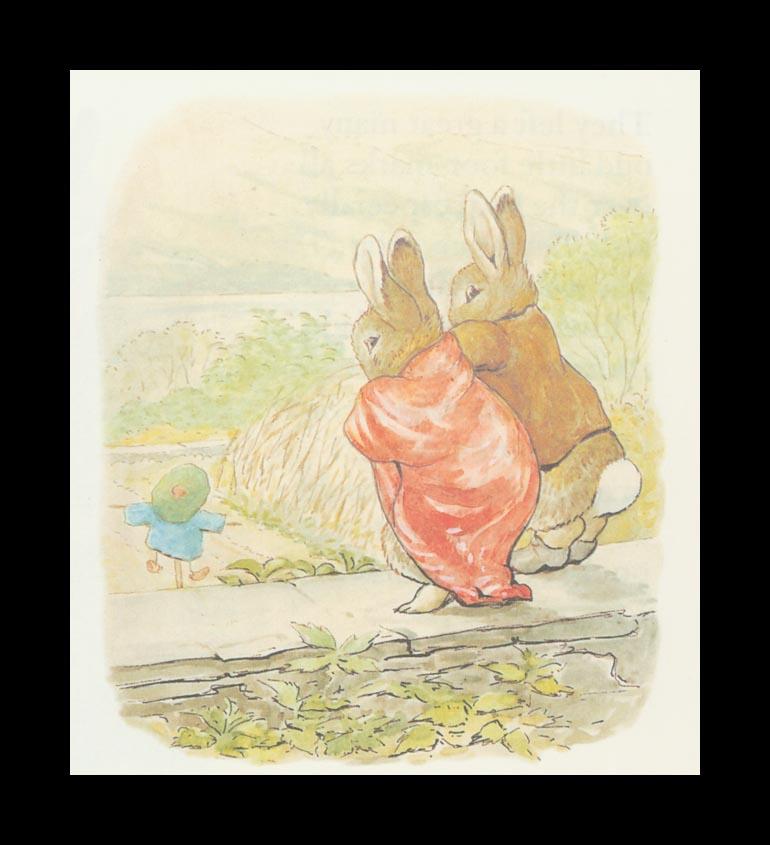 Бенджамин и Кролик Питер Банни. Сказка о кролике Питере 17