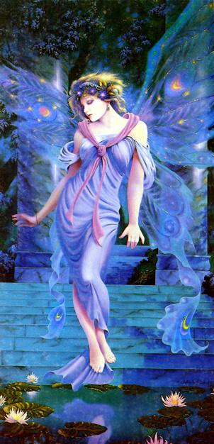 Джеффри Бедрикк. Голубой ангел