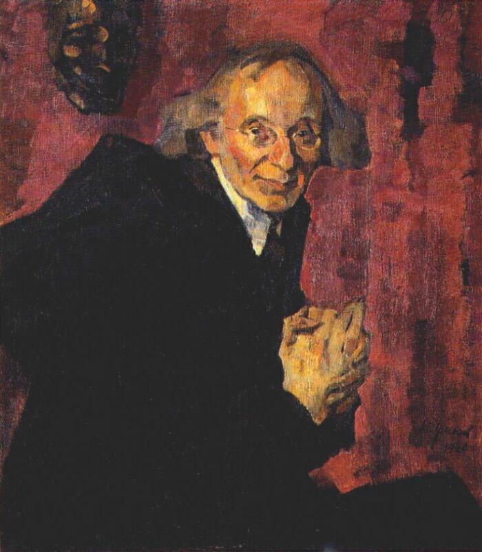 Николай Павлович Ульянов. Поэт-символист Вячеслав Иванов
