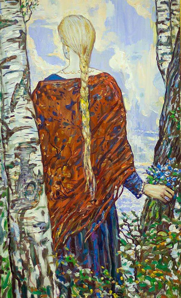 Илья Сергеевич Глазунов. Лето.  2008