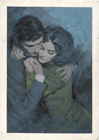 Harry Zelinski. Tight Embrace