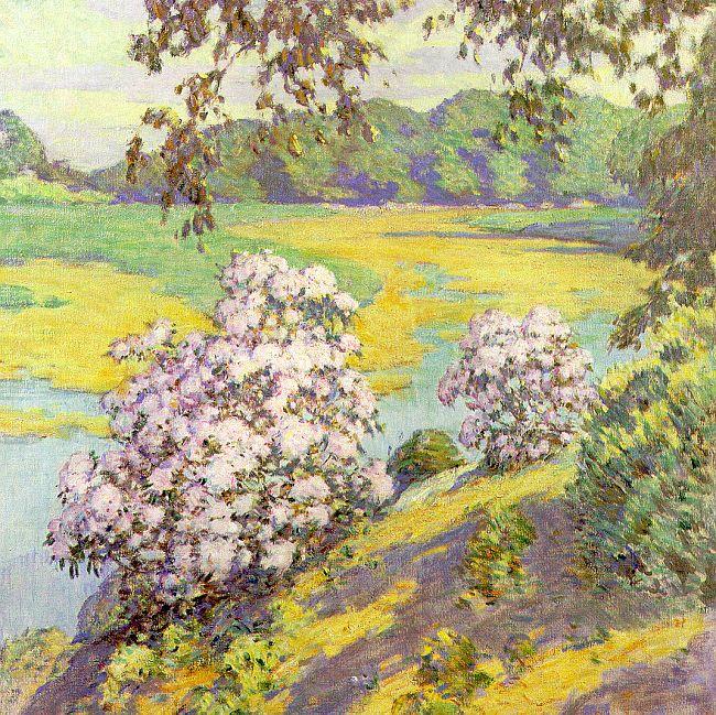 William Chadwick. Flowers