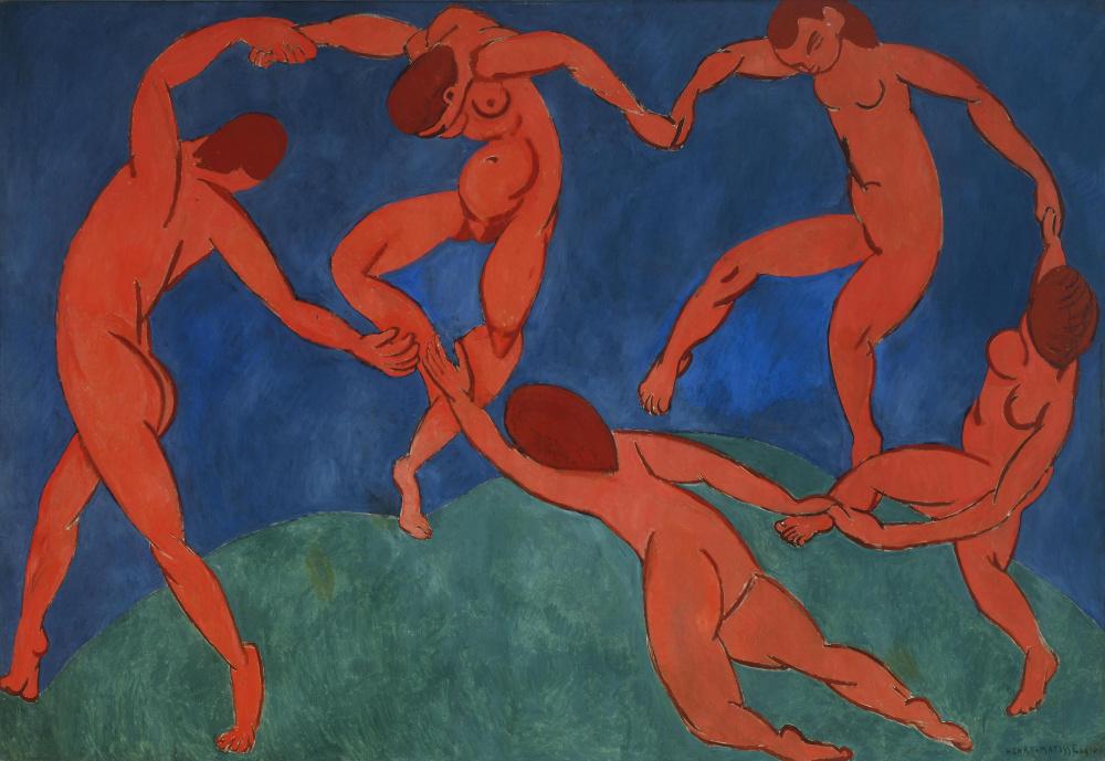 Анри Матисс. Танец (II)