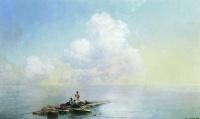 Иван Константинович Айвазовский. Утро после бури