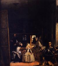 Las Meninas (by Velazquez)