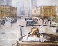 Юрий Иванович Пименов. Новая Москва
