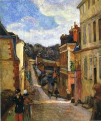 Rue Avenet, Rouen