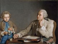 Жан-Этьен Лиотар. Пишущий