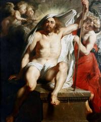 Питер Пауль Рубенс. Воскресение Христа
