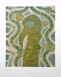 Искусство аборигенов Океании. Земля