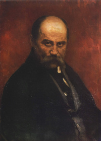 Портрет Т. Г.  Шевченко