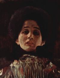 Woman portrait face