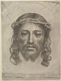 Плат Вероники (Спас Нерукотворный)