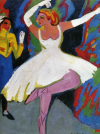 Русская танцовщица